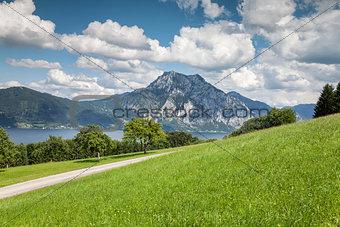 Beautiful Austrian landscape