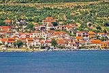 Coastal village of Posedarje in Dalmatia