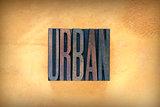 Urban Letterpress