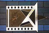 Bruce Lee star at the Avenue of Stars