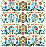 Ottoman motifs design series fifty eight