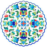 Ottoman motifs design series fifty nine