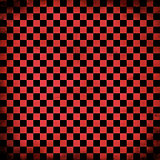 Grunge red checker board
