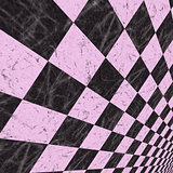 Lilac checkered background