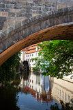 Watermill, Prague, Charles Bridge