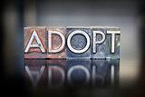 Adopt Letterpress