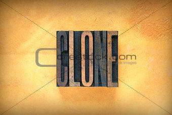 Clone Letterpress
