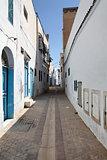 old  city of the narrow street