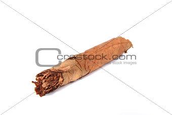 old brown cigar