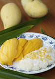 Mango sticky rice#1
