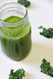 Kale Juice vertical