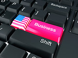 United States Business Concept