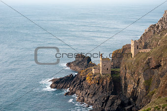 Crown Mines , Botallack, Cornwall