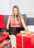 Online shopping for the perfect gift