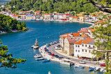 Dalmatian fisherman village of Novigrad