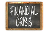 Blackboard Financial Crisis