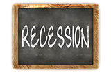 Blackboard Recession