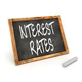 Interest Rates Blackboard