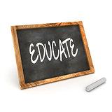 Educate Blackboard