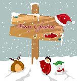 Vector Christmas
