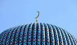 golden crescent mosque