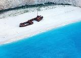 Navagio beach (Zakynthos, Greece)