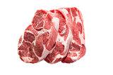 raw juicy meat