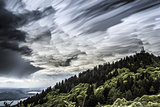 Clouds over mount Campo dei Fiori - Varese