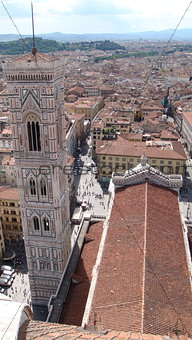 Top of Brunelleschi's Dome