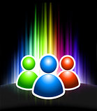 User Group on Abstract Spectrum Background