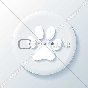Animal 3D Paper Icon