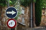 Bizarre Road signs