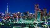 Tokyo Japan City Skyline