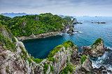 Taiji, Wakayama, Japan at the Cove
