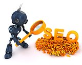 Android search engine optimisation