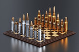Chess battle field