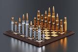 Chess battle field