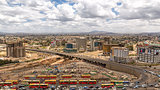 View of Addis Ababa