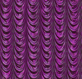 Purple curtain background