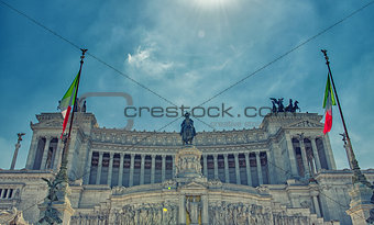 Altar of the Fatherland, Rome