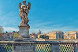Rome - Sant'Angelo's bridge