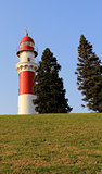 Famous Lighthouse in Swakopmund, a germam style colonial city