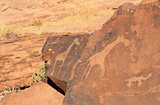 Twyfelfontein archaeological site, Rock engravings of Africa