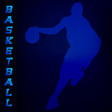 Basketbal playerl
