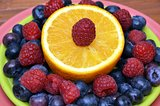Superfood Antioxidant Fruit Plate