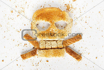 Bread Crossbones