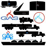 Transportation and storage of natural gas