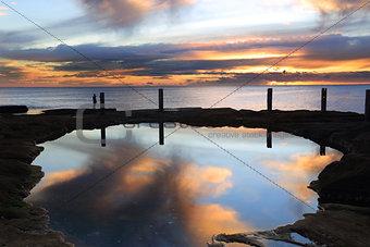 Sunrise Coiogee NSW Australia