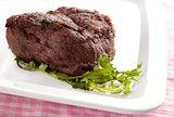 Big steak