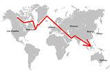 Global finance crisis.